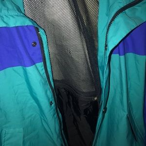 Vintage retro 1980's Gore Tex Jacket